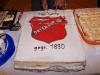 Keine 125 Jahre überlebte der Jubiläumskuchen von Konditormeister Josef Siebenhandl.